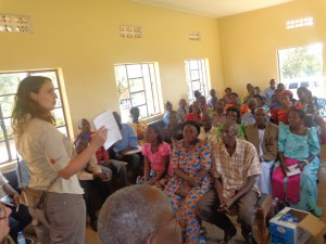 Facilitating Communities in Rights Based Approach to development