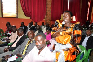 Facilitate forums for farmers to advocate for development policies and their needs